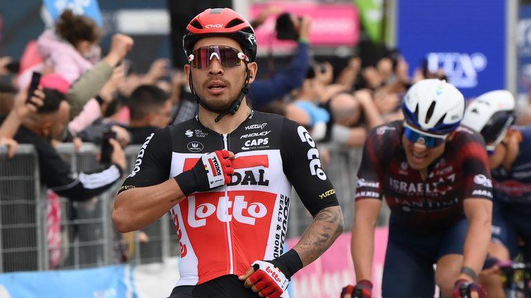 """Кейлъб Юън с втора етапна победа в """"Джиро""""-то"""