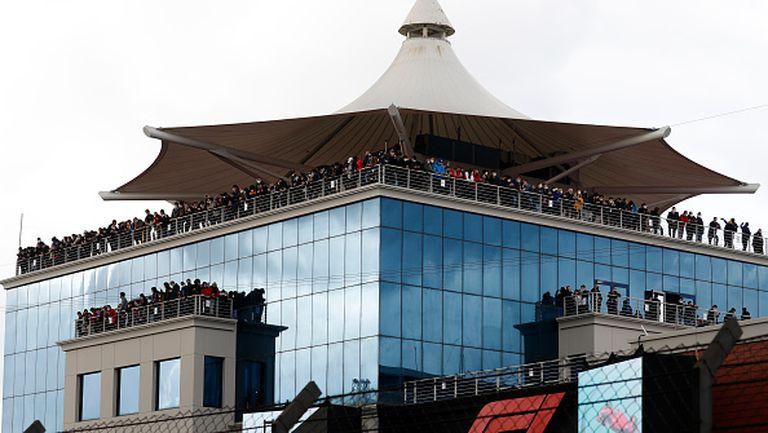 Гран При на Турция отпадна от календара на Формула 1 за този сезон