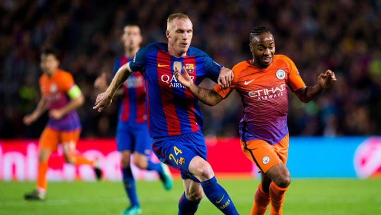 Фенербахче се разбра с играч на Барселона, преговаря и със Сити