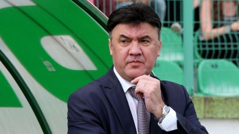 БФС и Боби Михайлов купиха билети за 20 000 лева за мача на Бербатов