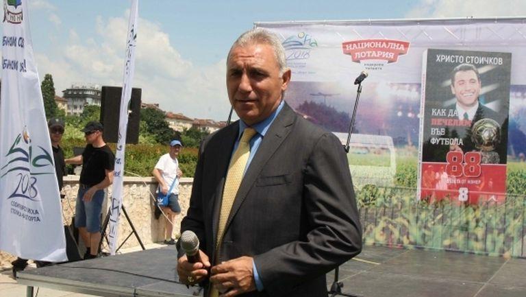 Стоичков: ЦСКА ще е шампион още този сезон