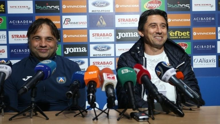 Боримиров и Митов ще говорят след жребия за Лига Европа