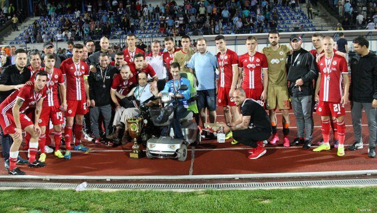 Берое и ЦСКА-София се разбраха за контрола