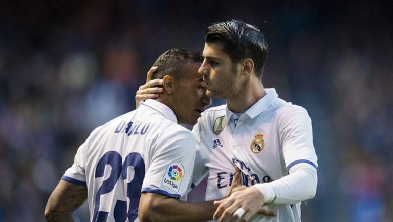 Възроденият Данило посочи най-голямото бреме в Реал