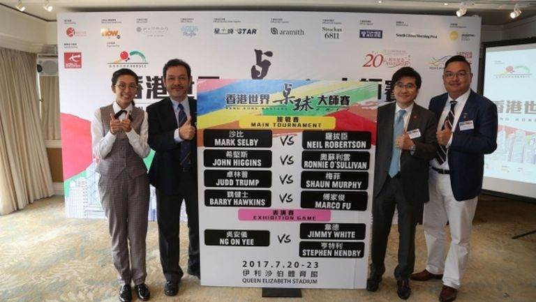 Рони, Селби и още куп звезди започват на турнира Хонконг Мастърс