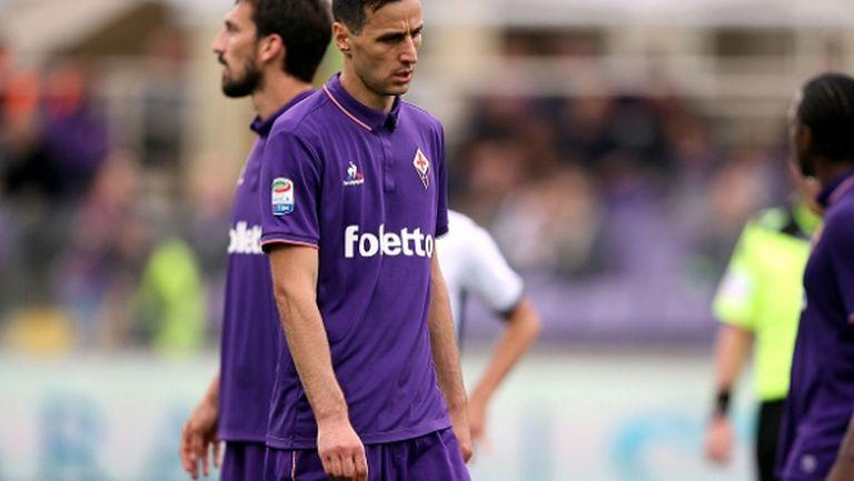 Фиорентина иска 30 милиона евро от Милан за Калинич
