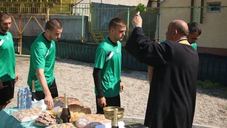 Божидар Васев си тръгна от Пирин, замина на проби в чужбина