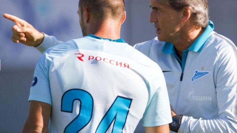 Зенит с първа победа при Манчини (видео)
