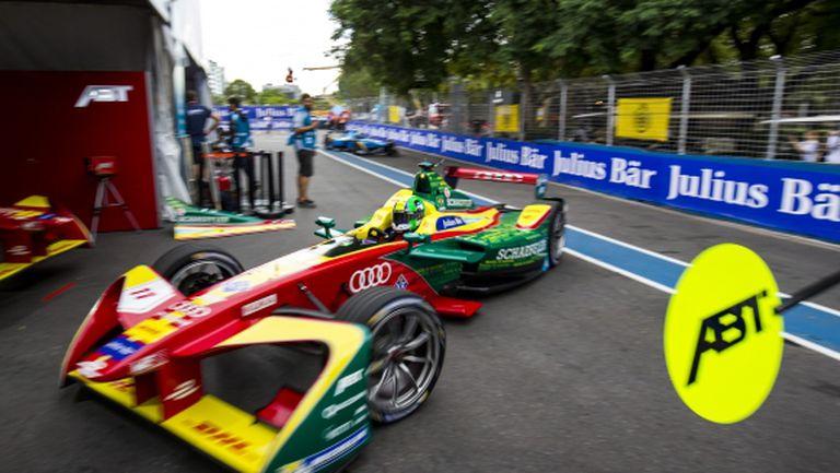 Audi официално стана конструктор във Формула Е