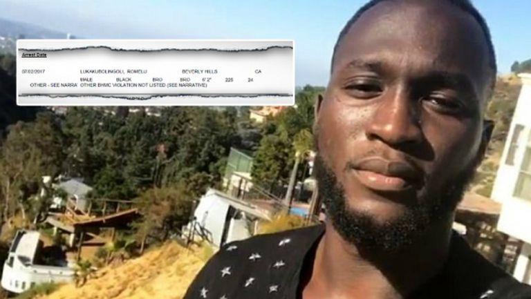 Арестуваха Лукаку в Лос Анджелис - ще го съдят