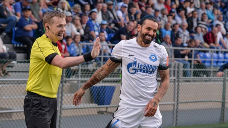 Благой Георгиев носи победа на Оренбург