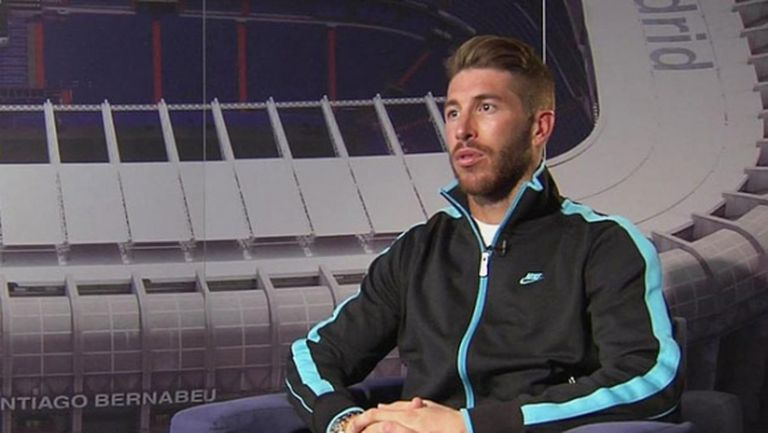 """Интервюто с Рамос: Не е лудост да мисля за """"Златната топка"""""""