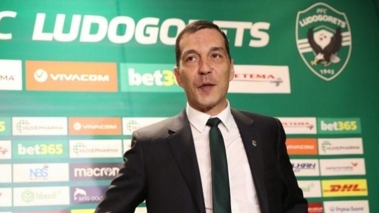 Петричев: Нашата цел е влизане в групите на Шампионската лига!