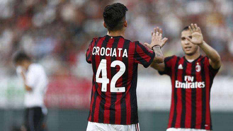 Милан стартира с 4:0, никой от новите не се разписа (видео)