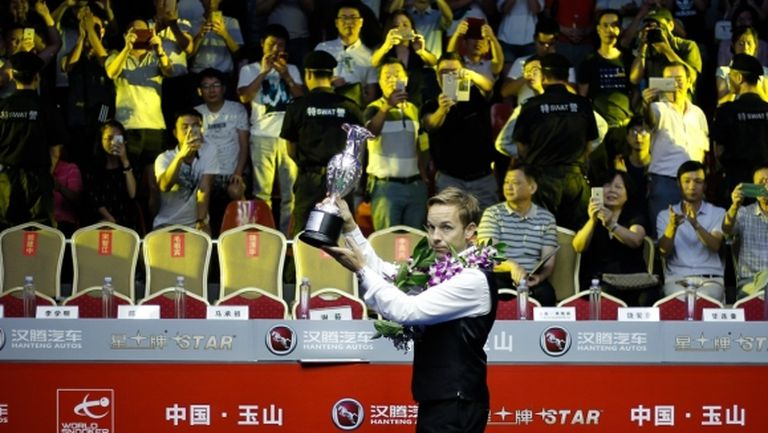 Опасението на звездите е факт: World Open заменя Шанхай Мастърс