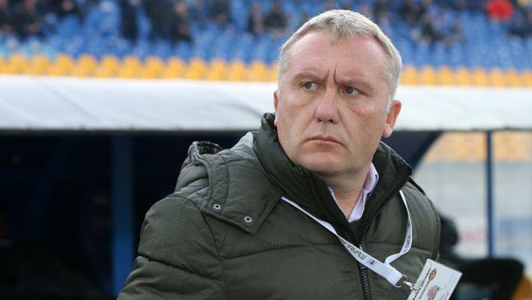 Николай Киров: Лош старт на сезона