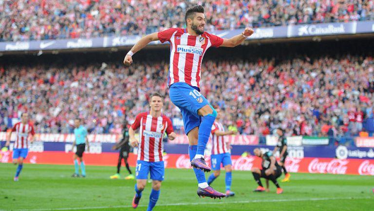 Атлетико (Мадрид) - Гранада 7:1