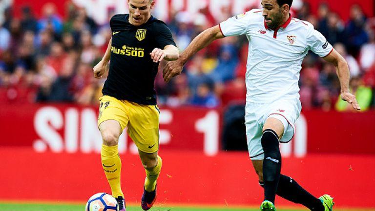 Севиля - Атлетико (Мадрид) 1:0