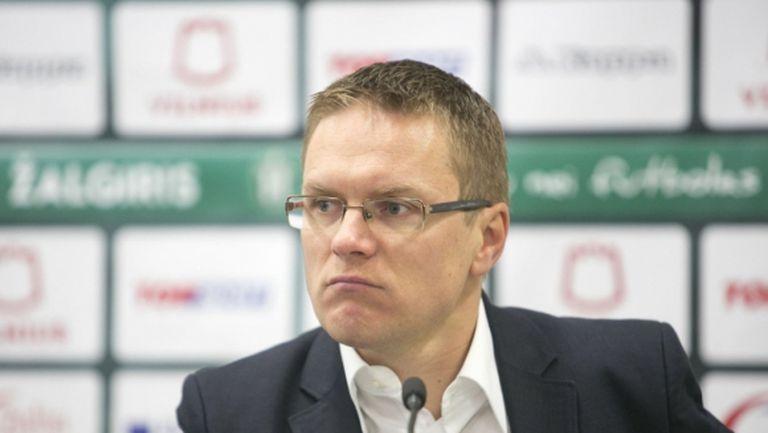 Треньорът на Жалгирис: Не се страхуваме от Лудогорец