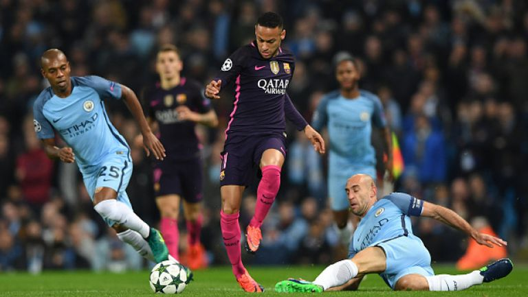 Манчестър Сити - Барселона 3:1