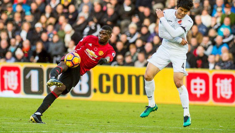 Суонзи - Манчестър Юнайтед 1:3