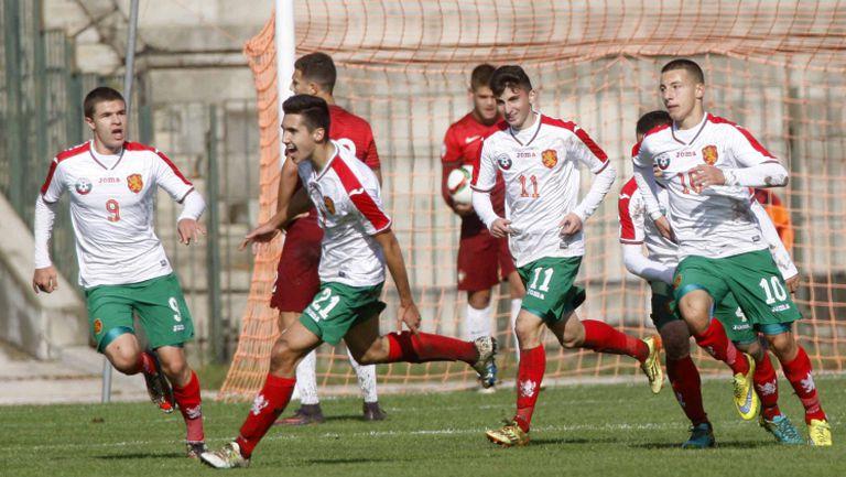 България (U19) - Португалия (U19) 1:0