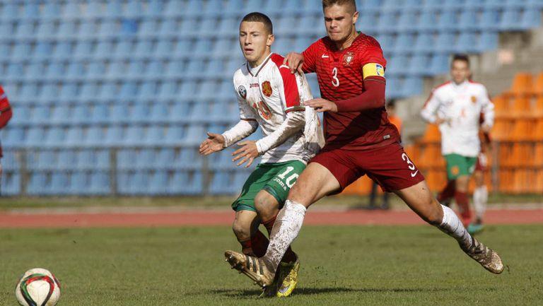 Невероятно начало за България! Младите лъвове шокираха Португалия
