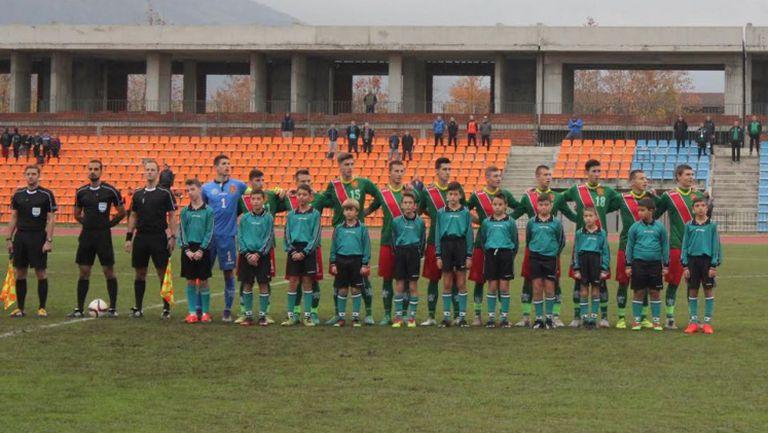 България 19 - Дания 19 3:1