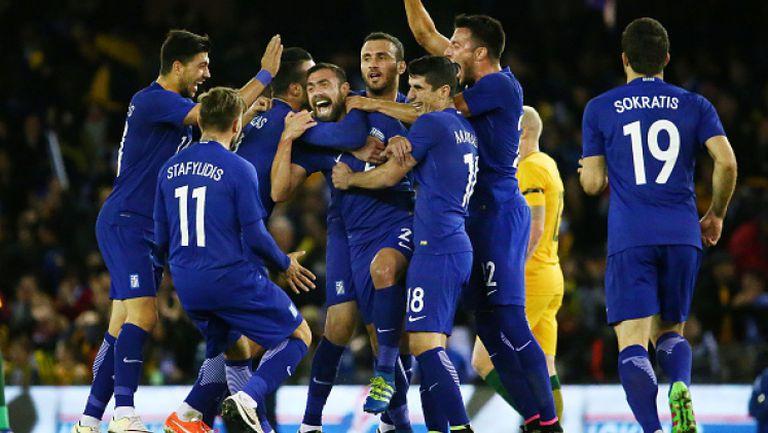 Гърция - Босна и Херцеговина 1:1