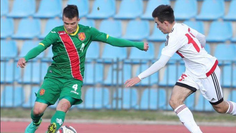 България (U19) - Беларус (U19) 0:1