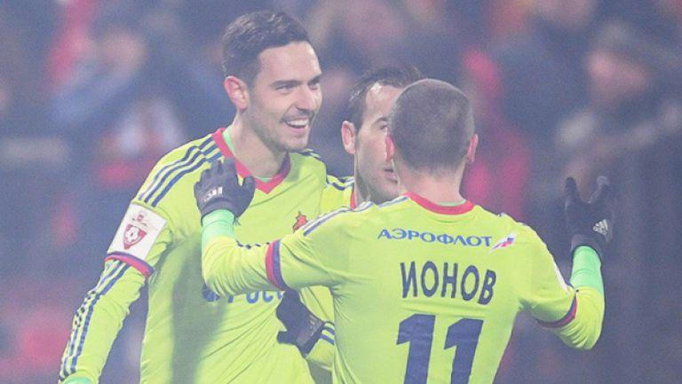 Георги Миланов носи победа на ЦСКА в Тула
