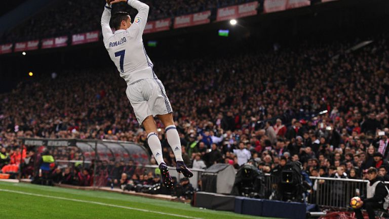 Атлетико Мадрид - Реал (Мадрид) 0:3