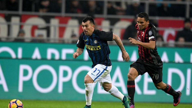 Милан - Интер 2:2