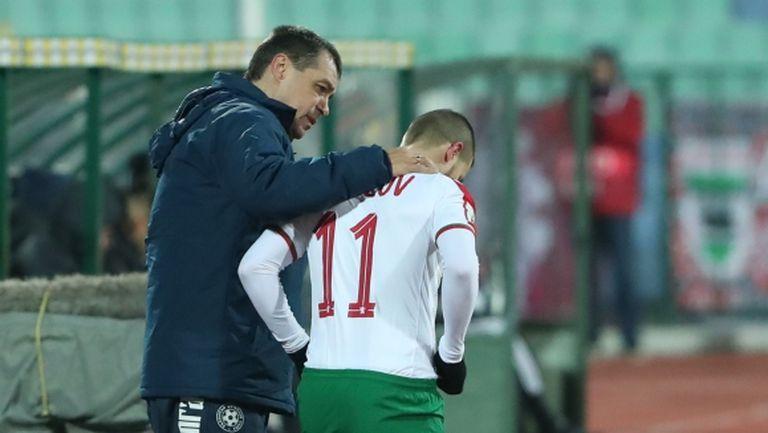 Ради Кирилов дебютира за Пирин срещу Германея