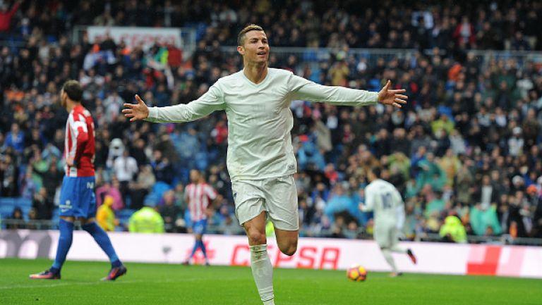Реал (Мадрид) - Спортинг Хихон 2:1