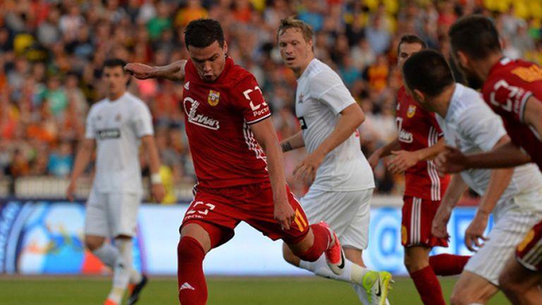 Мишо Александров и Арсенал с първа победа за сезона (видео)