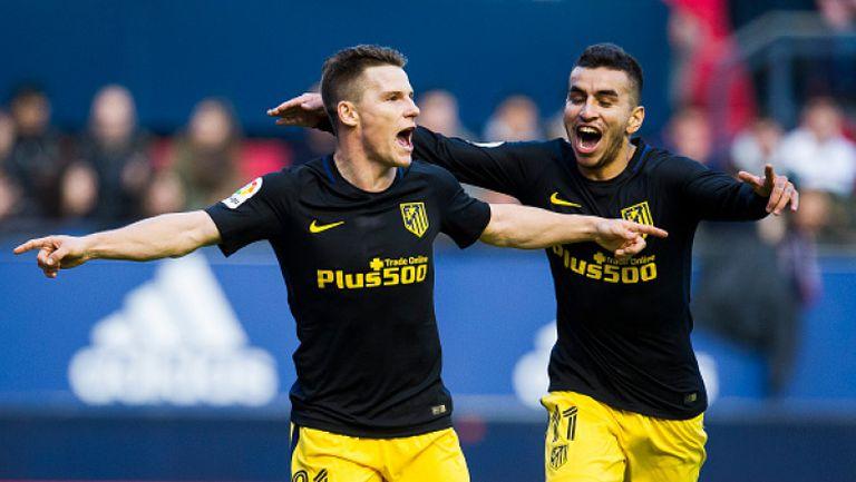 Осасуна - Атлетико Мадрид 0:3