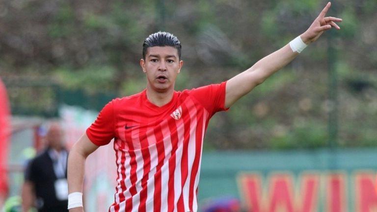 Бивш играч на Локо (Пловдив) и Царско село бе повикан в националния на Мароко