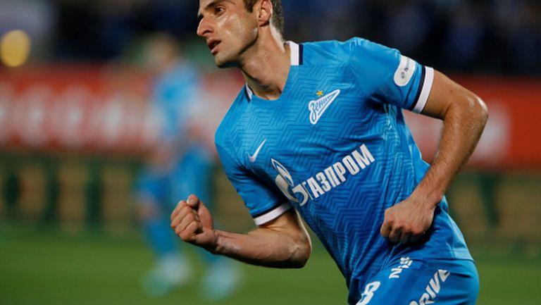 Динамо с оферта за освободен от Зенит