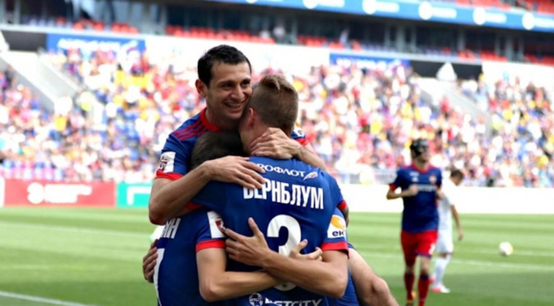 ЦСКА (М) пощади новак, Миланов не игра (видео)