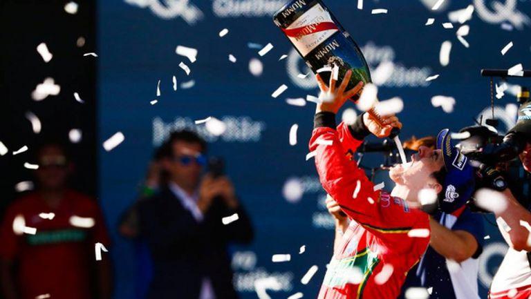 Лукас ди Граси детронира Буеми и спечели световната титла във Формула Е