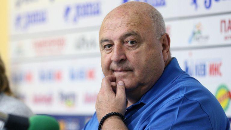 Венци Стефанов за трансфер в Славия на Благо Георгиев: Сега се намира в друго измерение