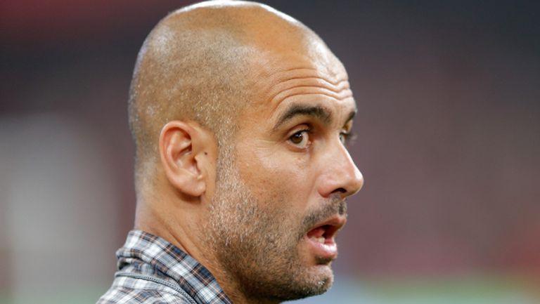 Пеп извън тройката за Най-добър треньор в Германия