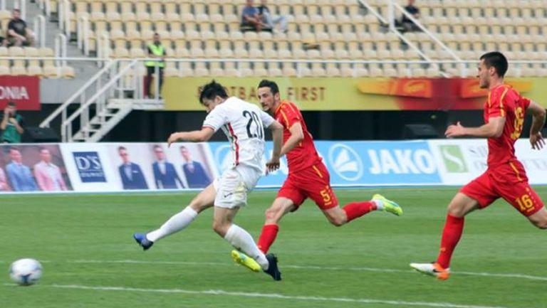 Иранския Меси срази Македония с хеттрик