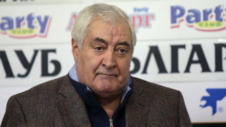 Иван Вуцов: Гонзо трябваше да си е тръгнал отдавна