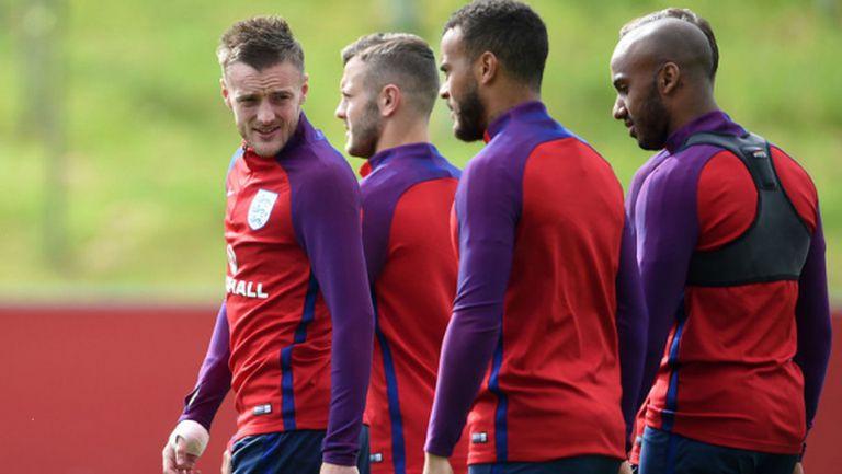 Жиру: Варди иска да играе в Арсенал, може да ни помогне да спечелим титлата