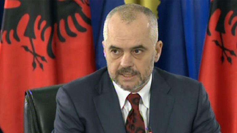 Министър-председателят на Албания посети отбора преди отпътуването им за Евро 2016