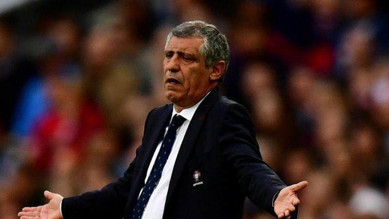 Фернандо Сантош: Ако Роналдо е важен за Реал, за Португалия е още по-важен