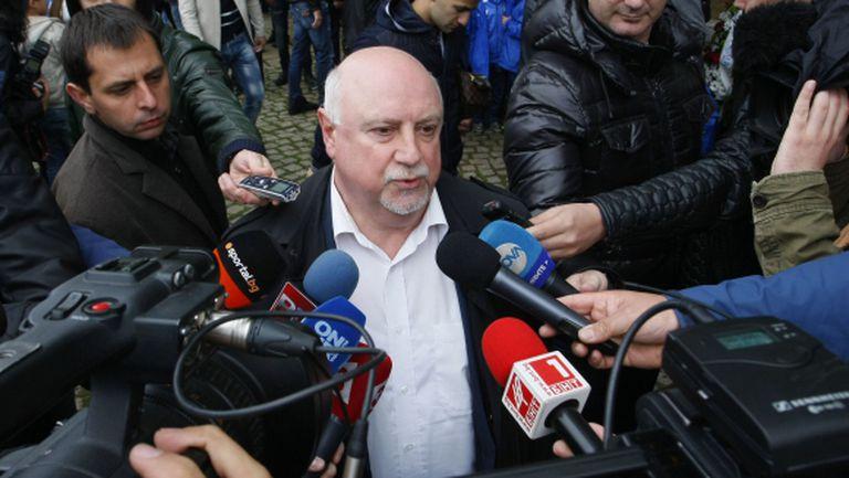 Левски иска представители на привържениците в Лицензионната комисия към БФС