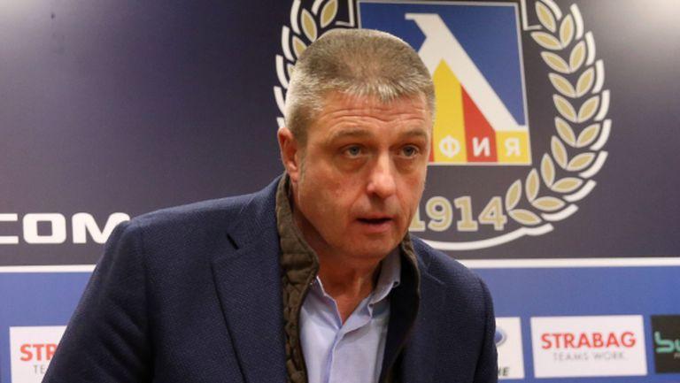 Още един собственик на Левски подаде оставка от УС